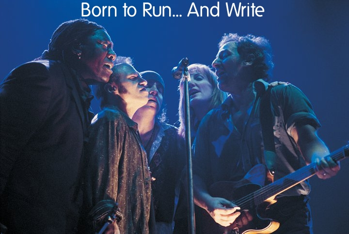 Born to Run... And Write