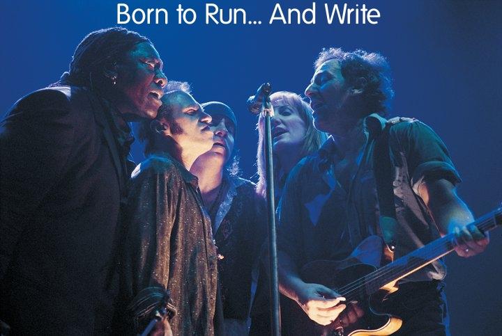 Born to Run... And Write